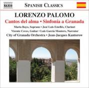 Jean-Jacques Kantorow: Palomo: Cantos Del Alma / Sinfonia A Granada - CD