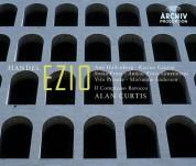 Alan Curtis, Marianne Andersen, Karina Gauvin, Anicio Zorzi Giustiniani, Ann Hallenberg, Il Complesso Barocco, Vito Priante, Sonia Prina: Handel: Ezio - CD