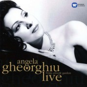Angela Gheorghiu: Live from Covent Garden - CD