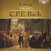Çeşitli Sanatçılar: C.P.E. Bach: The Best of C.P.E. Bach - CD