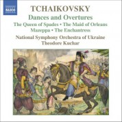 Theodore Kuchar: Tchaikovsky: Dances and Overtures - CD