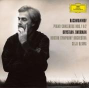 Boston Symphony Orchestra, Krystian Zimerman, Seiji Ozawa: Rachmaninov: Piano Concertos 1+2 - CD
