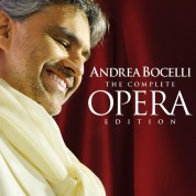 Andrea Bocelli: Bocelli - The Complete Opera Edition - CD