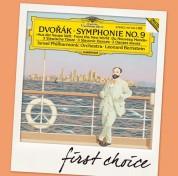 Israel Philharmonic Orchestra, Leonard Bernstein: Dvořák: Symphonie No. 9 - CD