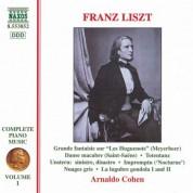 Liszt: Danse Macabre / Totentanz / Nuages Gris - CD