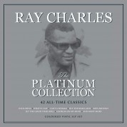 Ray Charles: The Platinum Collection (White Vinyl) - Plak