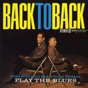 Duke Ellington, Johnny Hodges: Back To Back (45rpm, 200g-edition) - Plak
