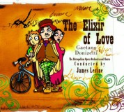James Levine: Donizetti: L'elisir D'amore - CD