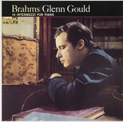 Glenn Gould: Brahms: 10 Intermezzi for Piano - Plak