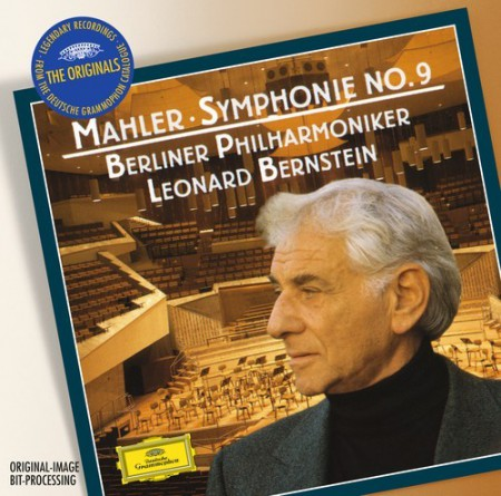 Berliner Philharmoniker, Leonard Bernstein: Mahler: Symphony No. 9 - CD