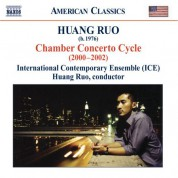 International Contemporary Ensemble: Huang, Ruo: Chamber Concertos Nos. 1-4 - CD