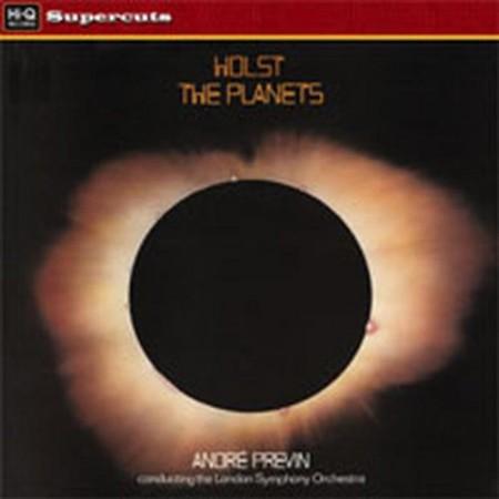 André Previn, London Symphony Orchestra, London Symphony Chorus: Holst: The Planet - Plak