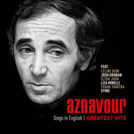 Charles Aznavour: Sings In English - Greatest Hits - CD
