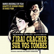 Alain Goraguer: OST - J'irai Cracher Sur Vos Tom - CD