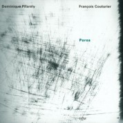Dominique Pifarely, François Couturier: Poros - CD