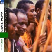 Çeşitli Sanatçılar: Tanzania: Wagogo Songs - CD