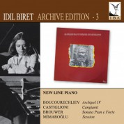 Idil Biret Archive Edition, Vol. 3 - CD