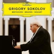 Grigory Sokolov: Beethoven / Brahms / Mozart - CD