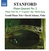Gould Piano Trio: Stanford: Chamber Music - CD