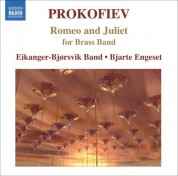 Eikanger-Bjorsvik Band: Prokofiev, S.: Romeo and Juliet for Brass Band - CD