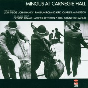 Charles Mingus: Mingus At Carnegie Hall - CD
