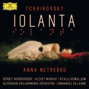Anna Netrebko: Tchaikovsky: Iolanta - CD