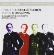 Chicago Symphony Orchestra, Bernard Haitink: Strauss: Ein Heldenleben/ Webern: Im Sommerwind - SACD