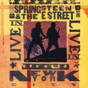 Bruce Springsteen, The E Street Band: Live In New York City - Plak