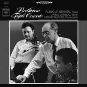 Rudolf Serkin, Jaime Laredo, Leslie Parnas, Marlboro Festival Orchestra, Alexander Schneider: Beethoven: Triple Concerto - Plak