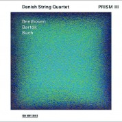 Danish String Quartet: Prism III - CD