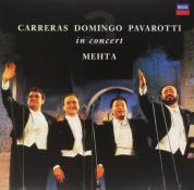 Luciano Pavarotti, Plácido Domingo, José Carreras: 3 Tenors in Concert - Plak