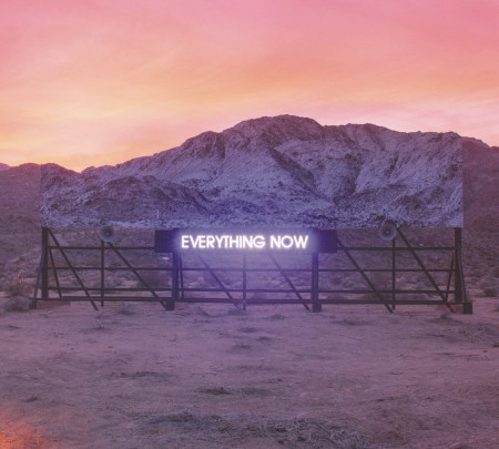Arcade Fire: Everything Now (Day Version) - Plak
