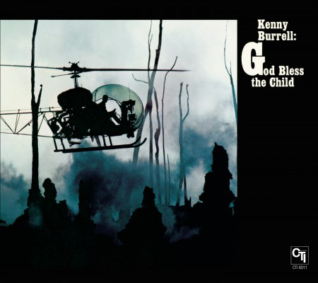 Kenny Burrell: God Bless The Child - CD