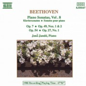 Beethoven: Piano Sonatas Nos. 4,  13, 22 and 19-20, Op. 49 - CD