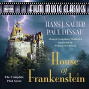 William Stromberg: Salter / Dessau: House of Frankenstein - CD
