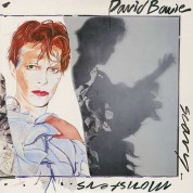 David Bowie: Scary Monsters (And Super Creeps) (2017 Remastered) - Plak