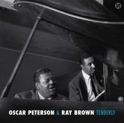 Oscar Peterson, Ray Brown: Tenderly + 1 Bonus Track! - Plak