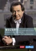 Rudolf Buchbinder, Vienna Philharmonic Orchestra: Mozart: Piano Concertos Vol. 1 - Nos. 22, 23, 24 - DVD