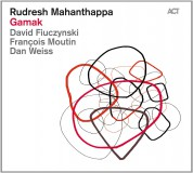 Rudresh Mahanthappa: Gamak - CD