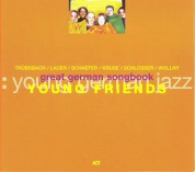 Young Friends: Great German Songbook - CD