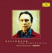 Berliner Philharmoniker, Claudio Abbado, Karita Mattila, Thomas Moser, Thomas Quasthoff, Violeta Urmana: Beethoven: Symphonies - CD