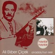 Ali Ekber Çiçek: Anadolunun Sesi - CD