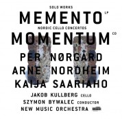Jacob Kullberg, Szymon Bywalec, New Music Orchestra: Momentum / Nordic Cello Concertos - Plak