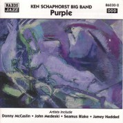 Ken Schaphorst Big Band: Purple - CD