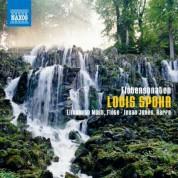 Elisabeth Most: Spohr, L.: Sonatas for Flute and Harp Music - CD
