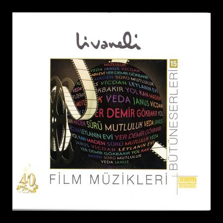 Zülfü Livaneli: Film Müzikleri - CD