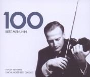 Yehudi Menuhin: Best 100 - Menuhin - CD
