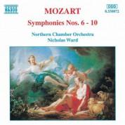 Mozart: Symphonies Nos. 6 - 10 - CD