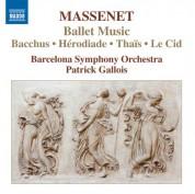Patrick Gallois, Orquesta Sinfonica de Barcelona: Massenet: Ballet Music - CD