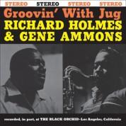 Richard Holmes & Gene Ammons: Groovin' With Jug - Plak